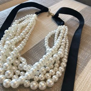 Sugarfix by Baublebar Statement Pearl Necklace